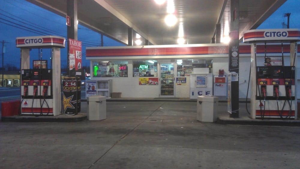 Emery wood citgo tankstationer 5731 south blvd for Starmount motors south blvd