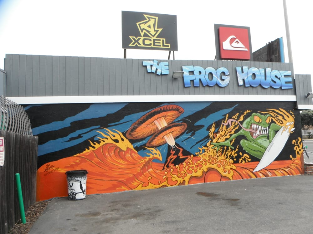 Marvelous Frog House Newport Beach Part - 5: Photo Of The Frog House Surf Shop - Newport Beach, CA, United States.
