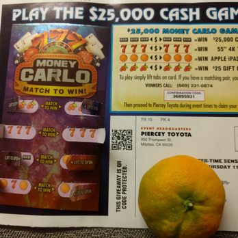 The Car Company Money Carlo Game
