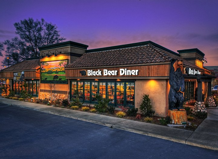 Black Bear Diner: 1471 E Washington St, Sequim, WA