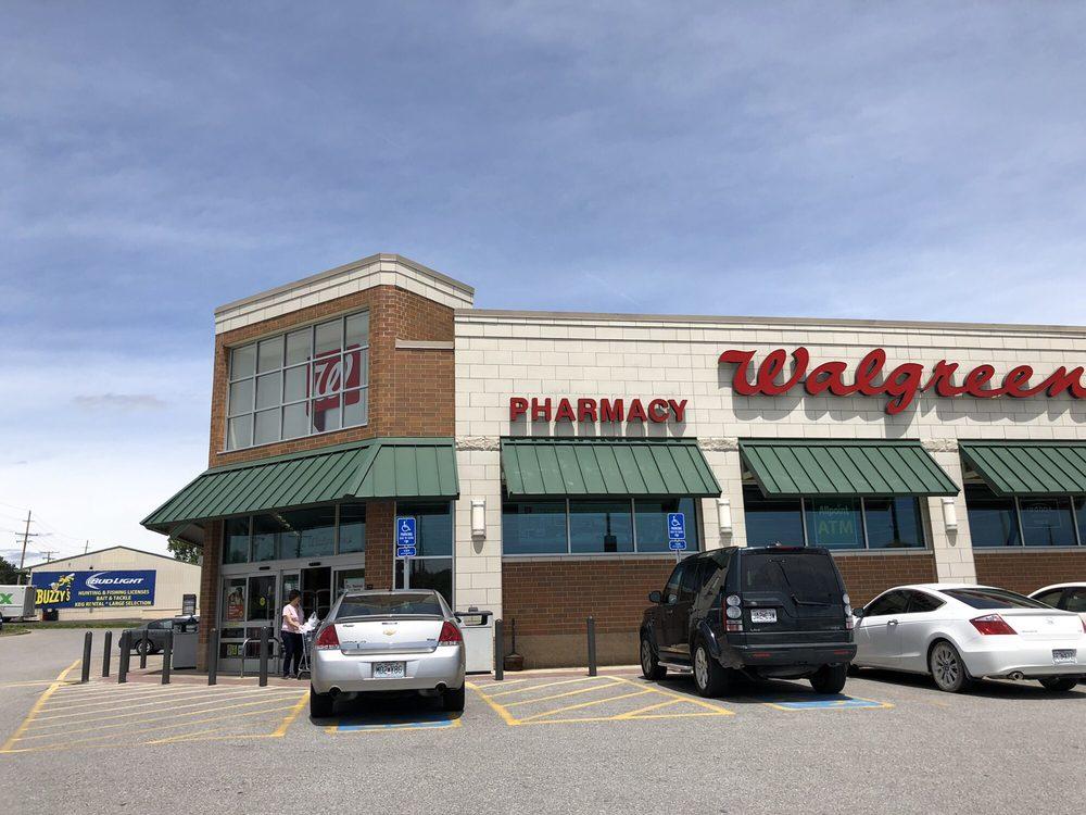 Walgreens: 100 Jason Dr, Troy, MO