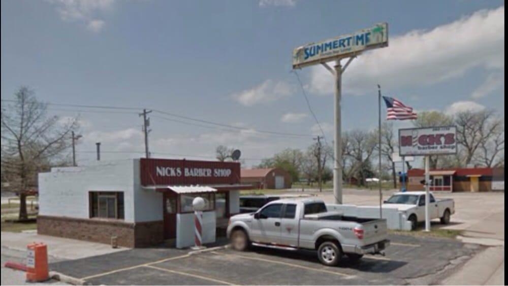 NICK's Barber Shop: 1515 Sunset Dr, El Reno, OK