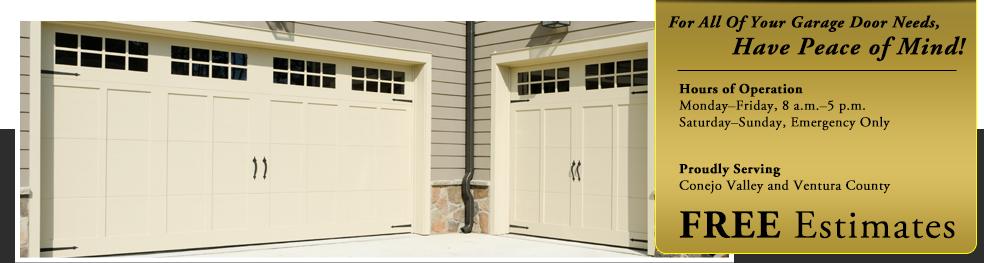 100 Ventura Overhead Door Garage Doors Double Garage Doorti
