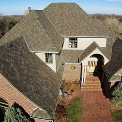 Photo Of Roof Tech   Omaha, NE, United States. Presidential Shingle  Completed