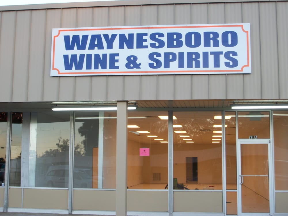 Waynesboro Wine & Spirits: 911 Robinson St, Waynesboro, MS