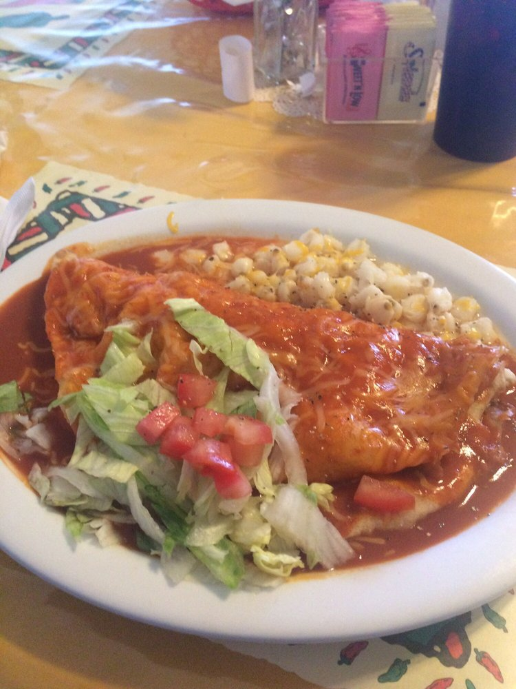 Mayela's Restaurant: 232 Glorieta Hwy, Pecos, NM