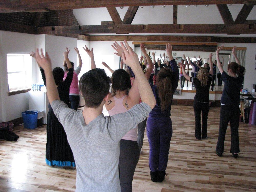 Bright Star World Dance: 108 High St, Portland, ME