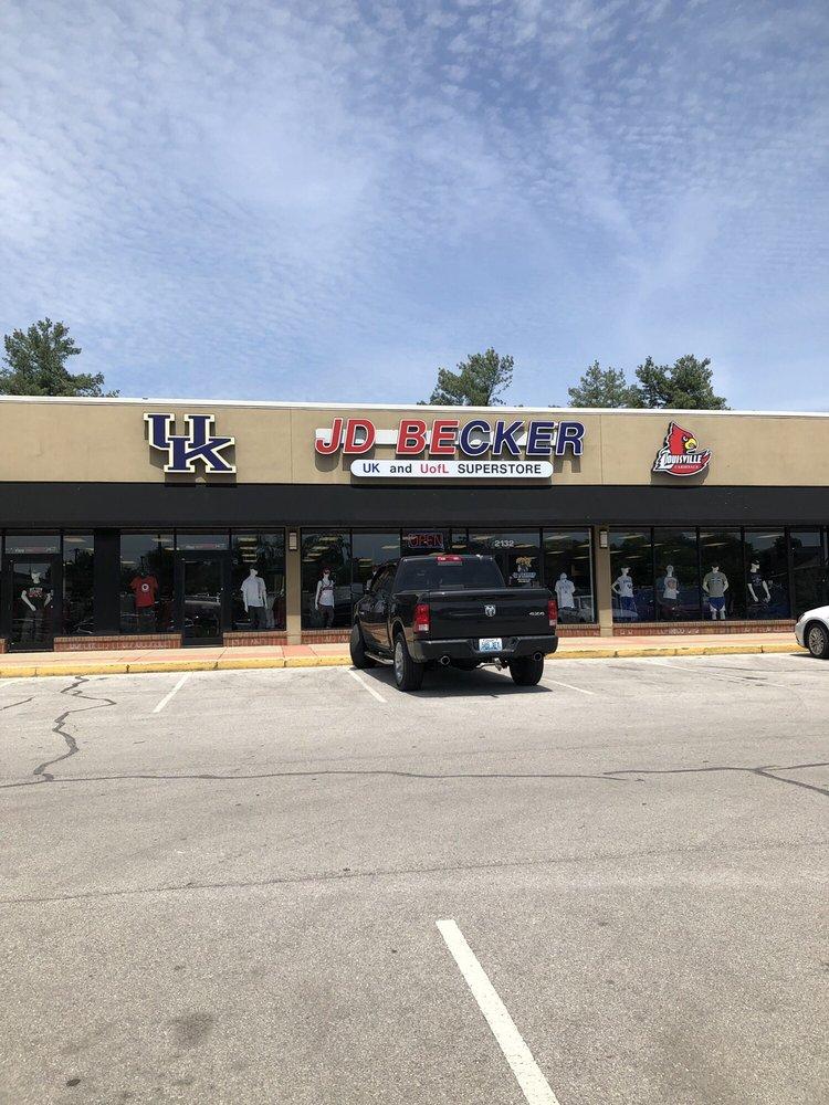 JD Becker: 2132 S Hurstbourne Pkwy, Louisville, KY