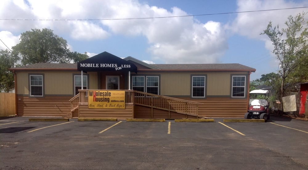 Mobile Homes For Less - Mobile Home Dealers - 15502 Hwy 30 ...