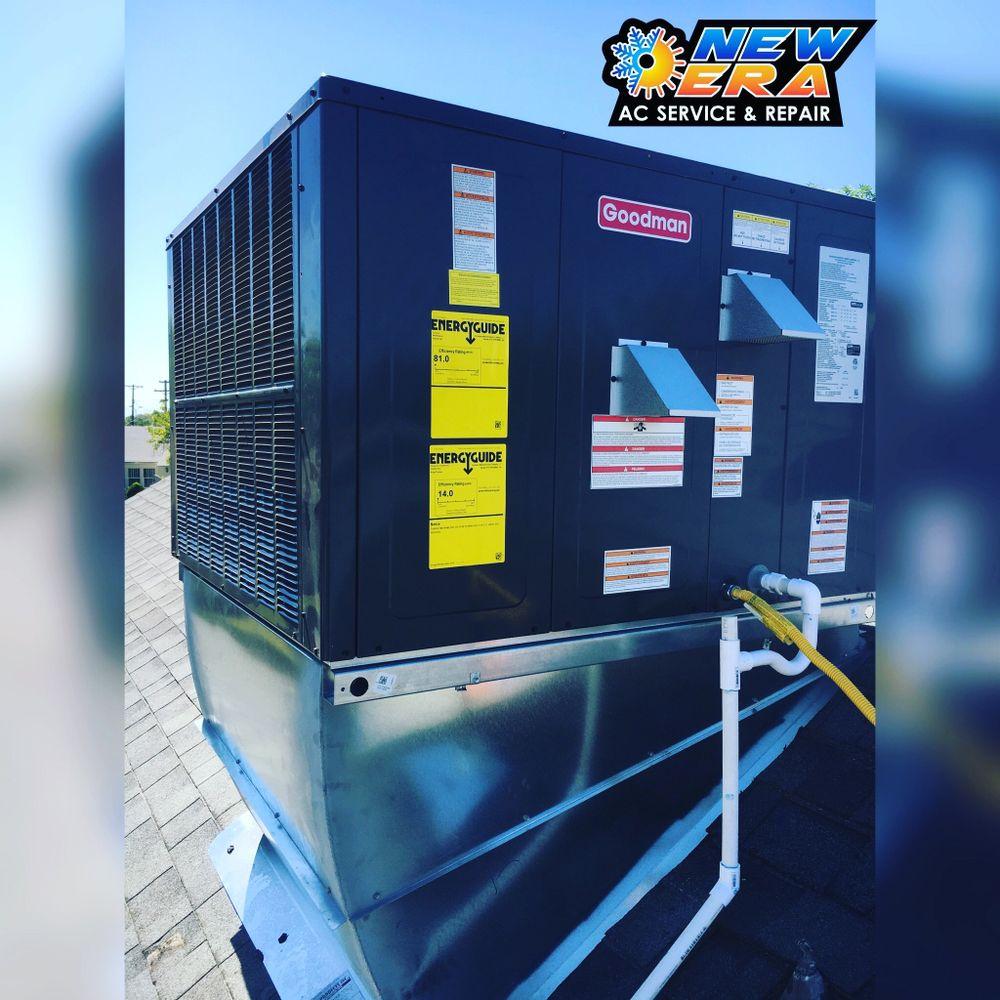 New Era HVAC Service & Repair: Taft, CA
