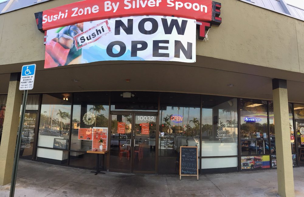 Sushi Zone By Silver Spoon