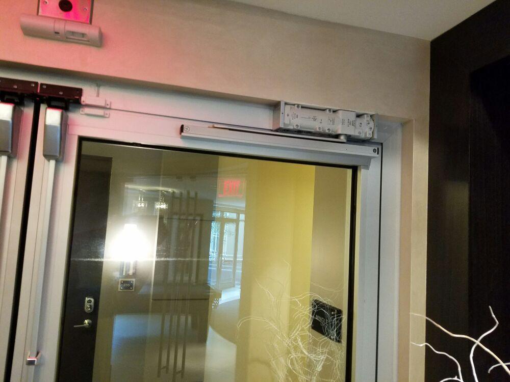 Door closer problems? We can help! - Yelp