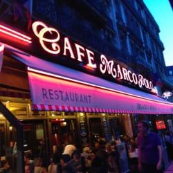 Caf Ef Bf Bd Marco Polo Rue Saint Lazare