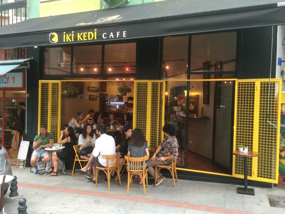 Iki Kedi Cafe Moda Istanbul Yelp