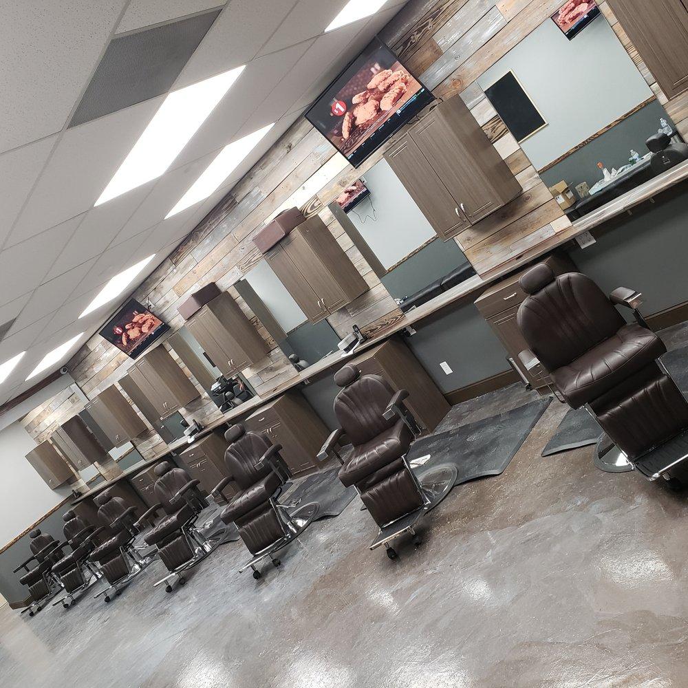 Steel City Barber Lounge: 939 US Hwy 50 W, Pueblo, CO