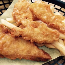 H salt fish chips 23 fotos 36 beitr ge fish for H salt fish