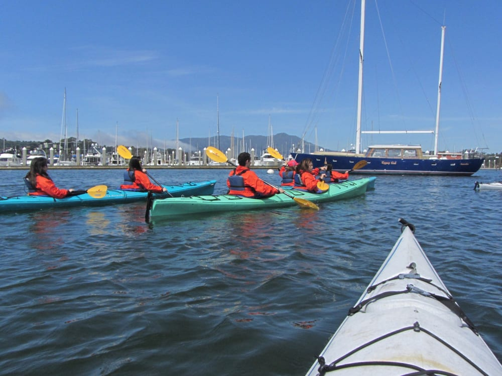 San Francisco Kayak & Adventures: 350 Townsend, San Francisco, CA