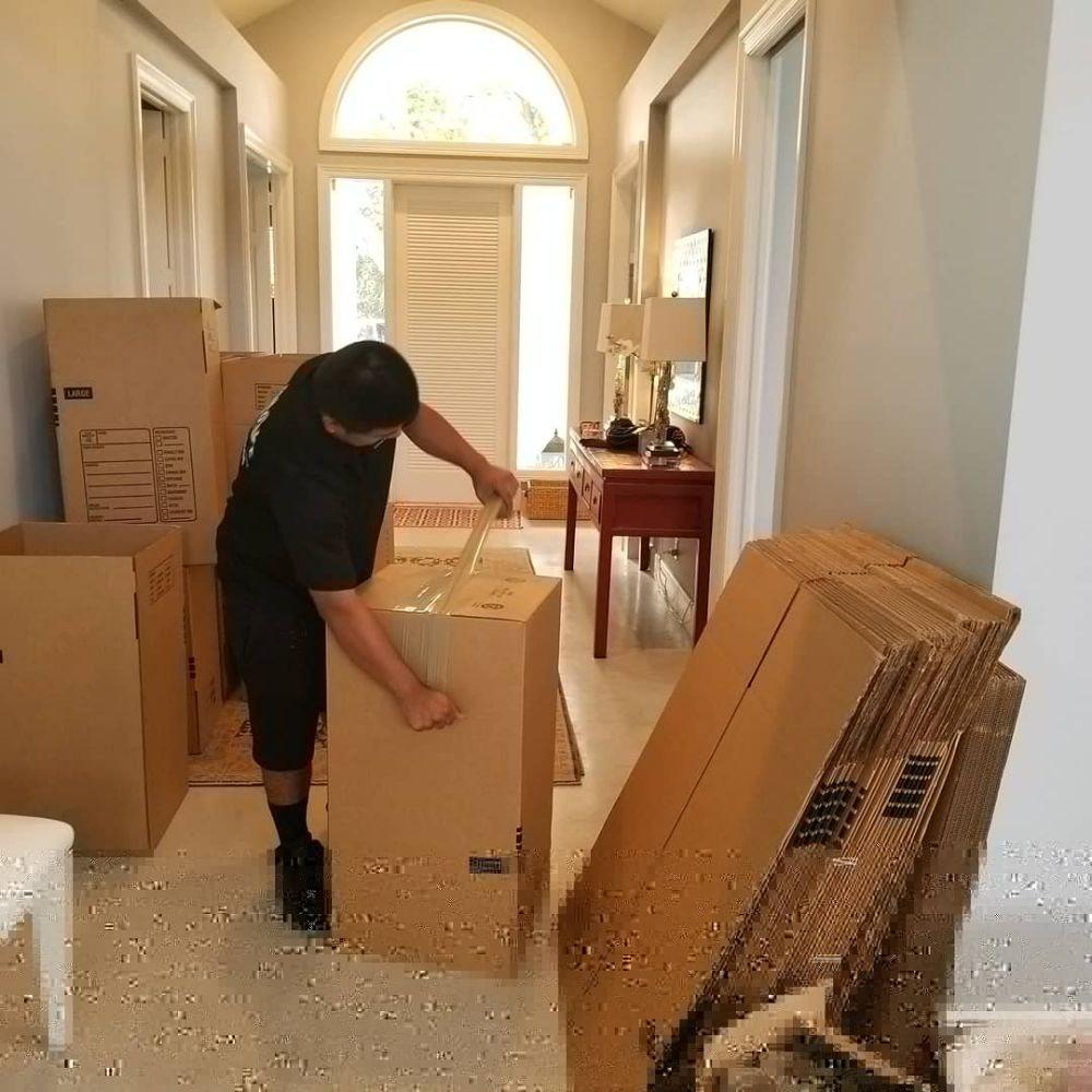 Brooks Moving & Hauling