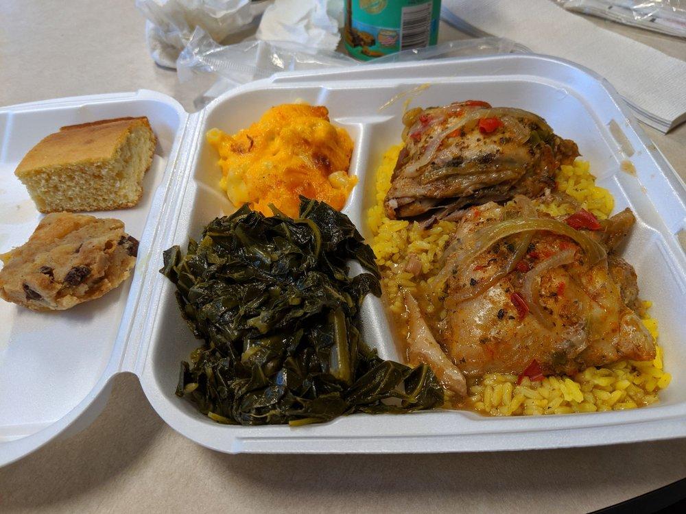 Soul Food Express: 1227 E 21st St, Jacksonville, FL