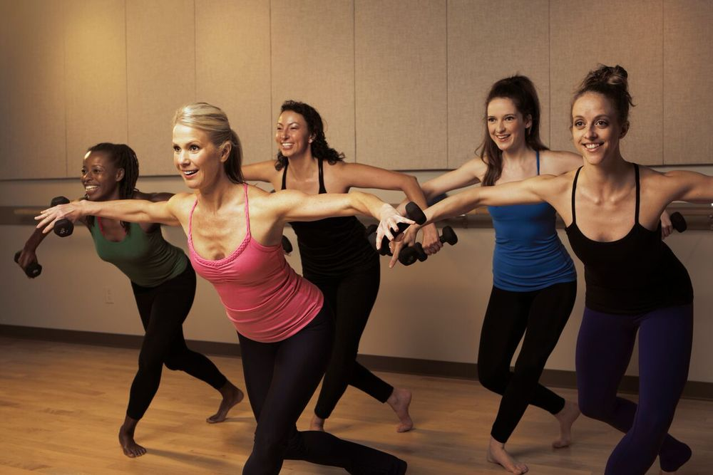 Dancers Shape - Barre Fitness