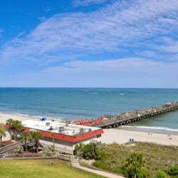 Photo Of Springmaid Beach Resort Myrtle Beach Sc United States View Of