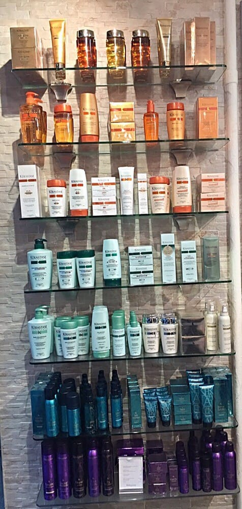 We offer all kerastase products for your hair needs yelp for Aaron emanuel salon nyc