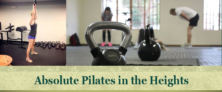 Absolute Pilates In the Heights: 1132 Waverly St, Houston, TX