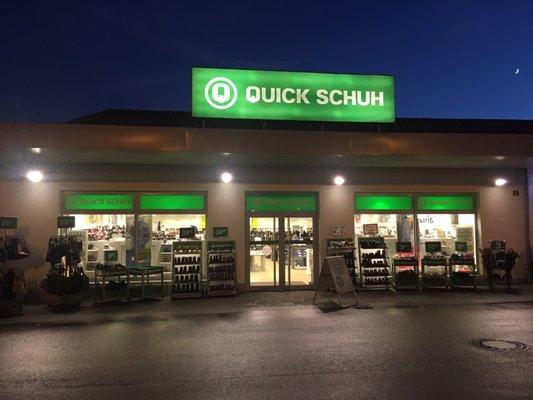 best service ebdf3 64640 Quick Schuh - Shoe Stores - Weghofstr. 8, Bad Griesbach ...