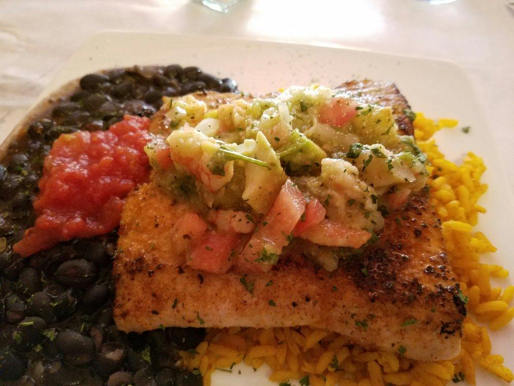 Tamara's Cafe Floridita: 71 Market St, Apalachicola, FL