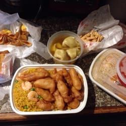 Photo Of Little Chinese Kitchen   Metairie, LA, United States. 2 Orders Of