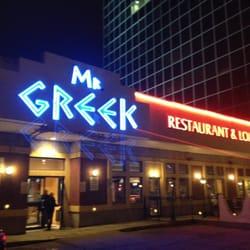 Mr Greek Restaurant Toronto