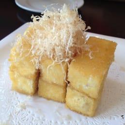 Sakura Japanese Cuisine - Astoria, NY, United States. Age Tofu ($4.95)