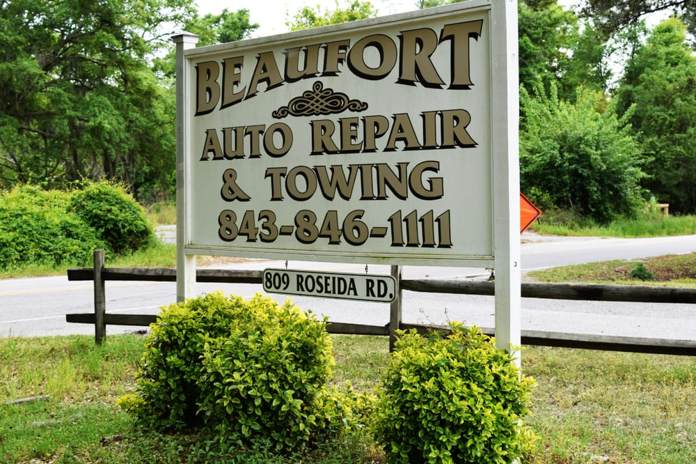 Beaufort Auto Repair & Towing: 809 Roseida Rd, Beaufort, SC
