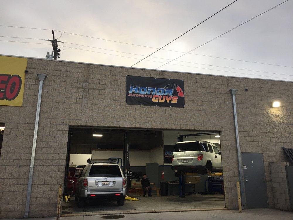 Honda Guys: 14809 Crenshaw Blvd, Gardena, CA