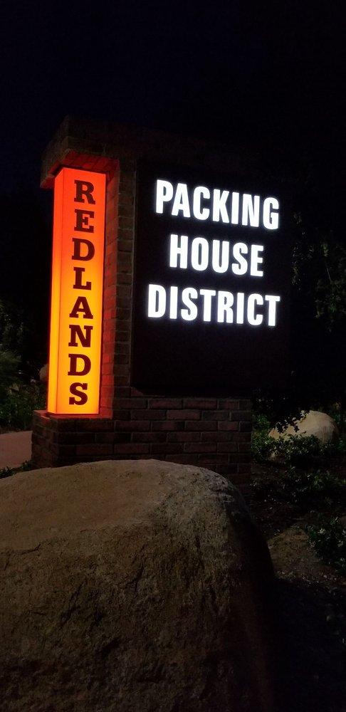 Redlands Packing House District: 560 W Stuart Ave, Redlands, CA