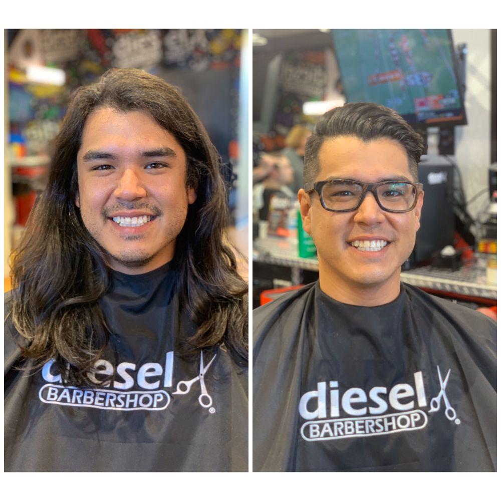 Diesel Barbershop: 120 W Town Square Way, Oak Creek, WI