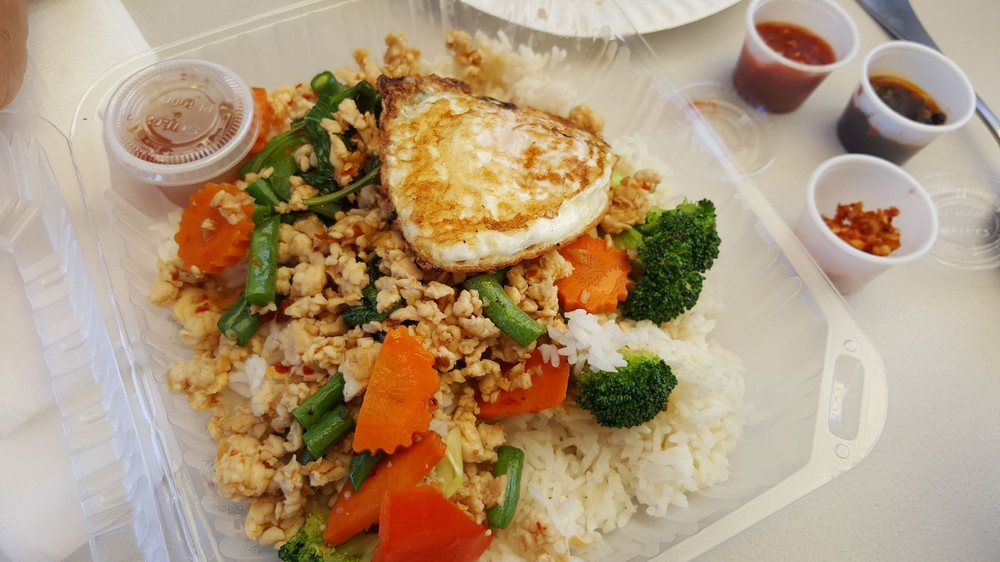 Long Do Thai Food Cart Portland Or