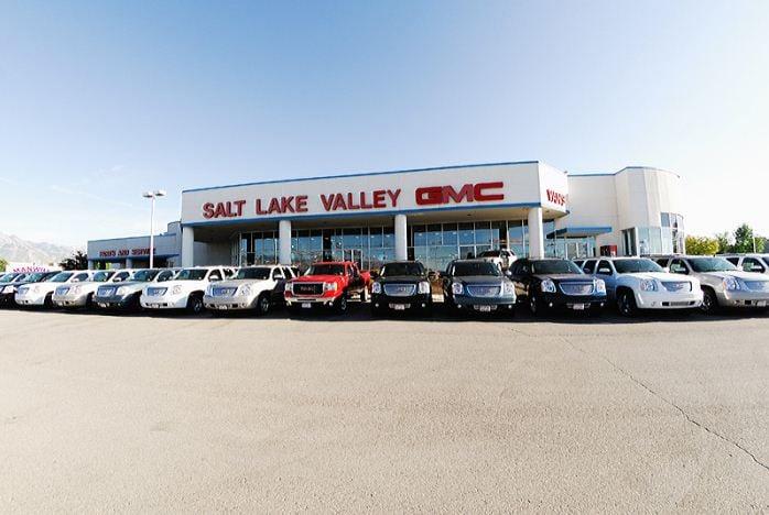 salt lake valley buick gmc 19 reviews car dealers 725 west 3300 south city of south salt. Black Bedroom Furniture Sets. Home Design Ideas