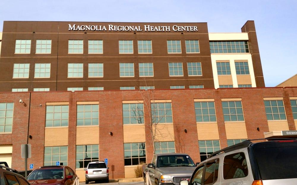 Magnolia Regional Health Center: 611 Alcorn Dr, Corinth, MS