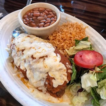 Photo Of Koko S Mexican Restaurant Mcallen Tx United States Chile Relleno