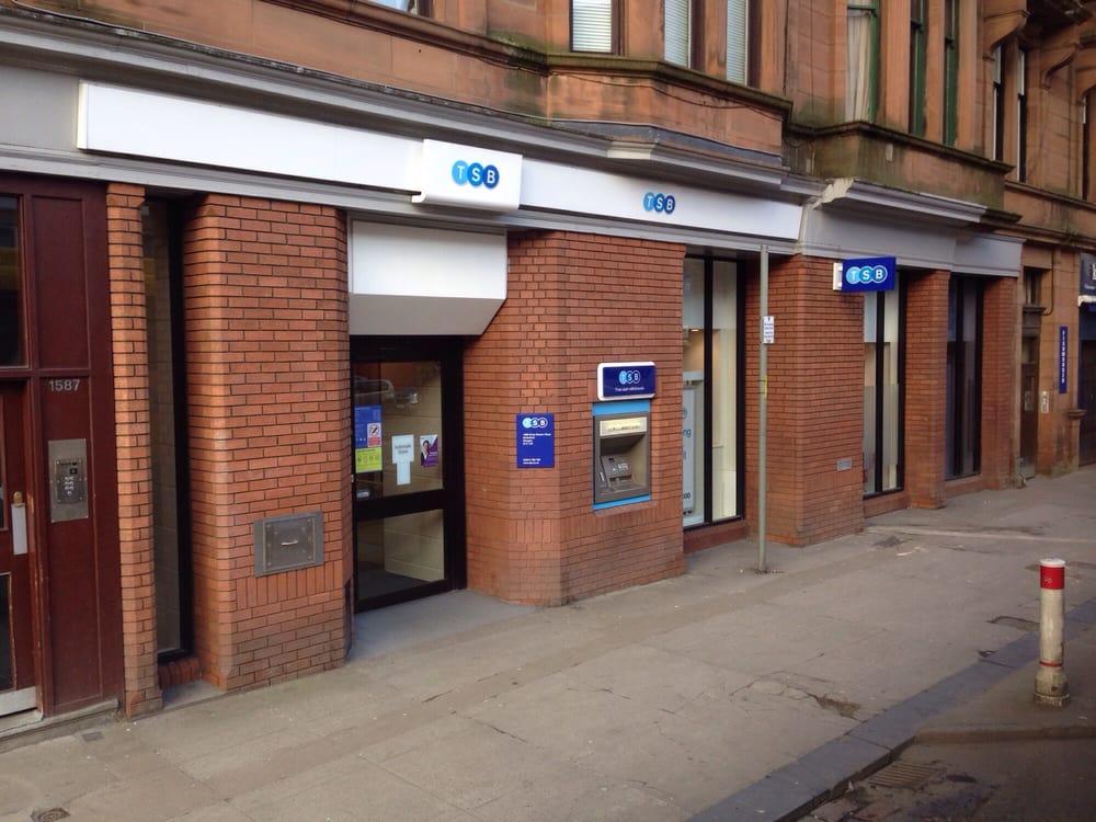 Glasgow Building Societies