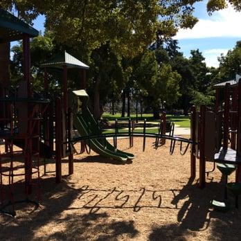 photo of central park pasadena ca united states a brand new playground