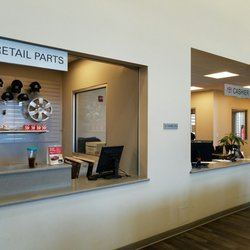 Photo Of Mcgee Toyota Hanover Ma United States Parts And Cashier