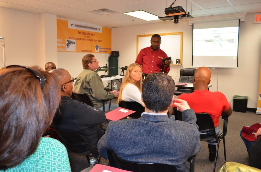 MAGPRO INC Firearm Safety Training: Wyoma Square Training Ctr, Lynn, MA