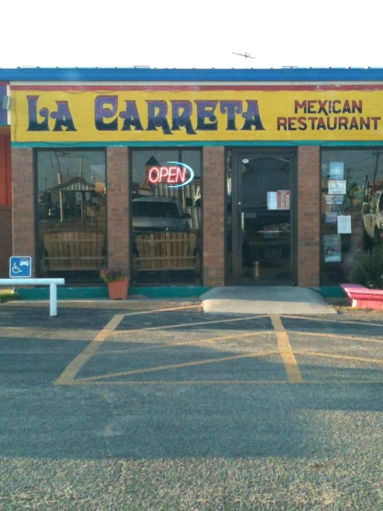 La Carreta Mexican Restaurant: 1316 N Main St, Andrews, TX