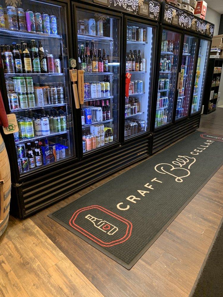 Social Spots from Craft Beer Cellar Newton