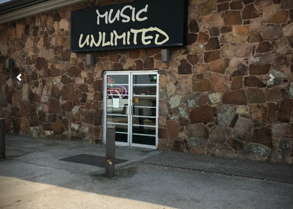 Music Unlimited: 1109 Kickapoo Spur St, Shawnee, OK