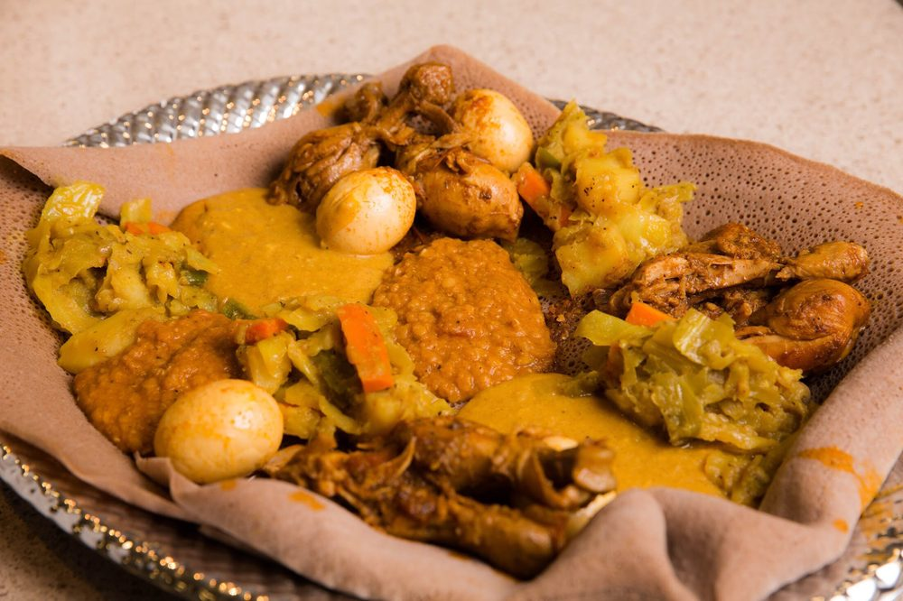 Habiba's Ethiopian Kitchen: 656 North Salina St, Syracuse, NY