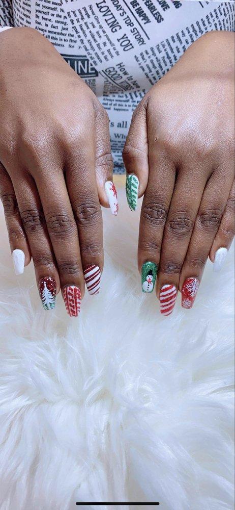 Special Nails & Spa: 4021 Woodcreek Oaks Blvd, Roseville, CA