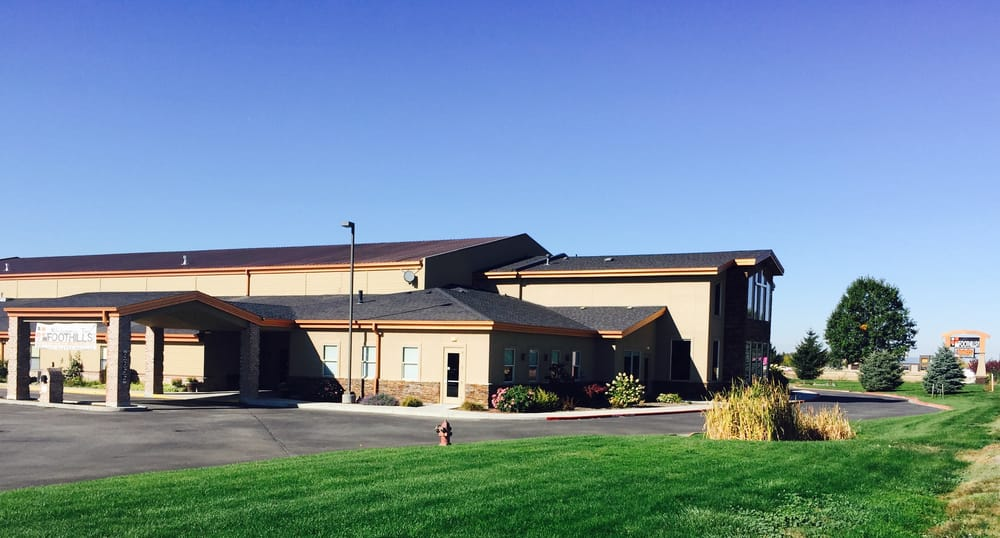 Foothills Christian Church: 9655 W State St, Boise, ID